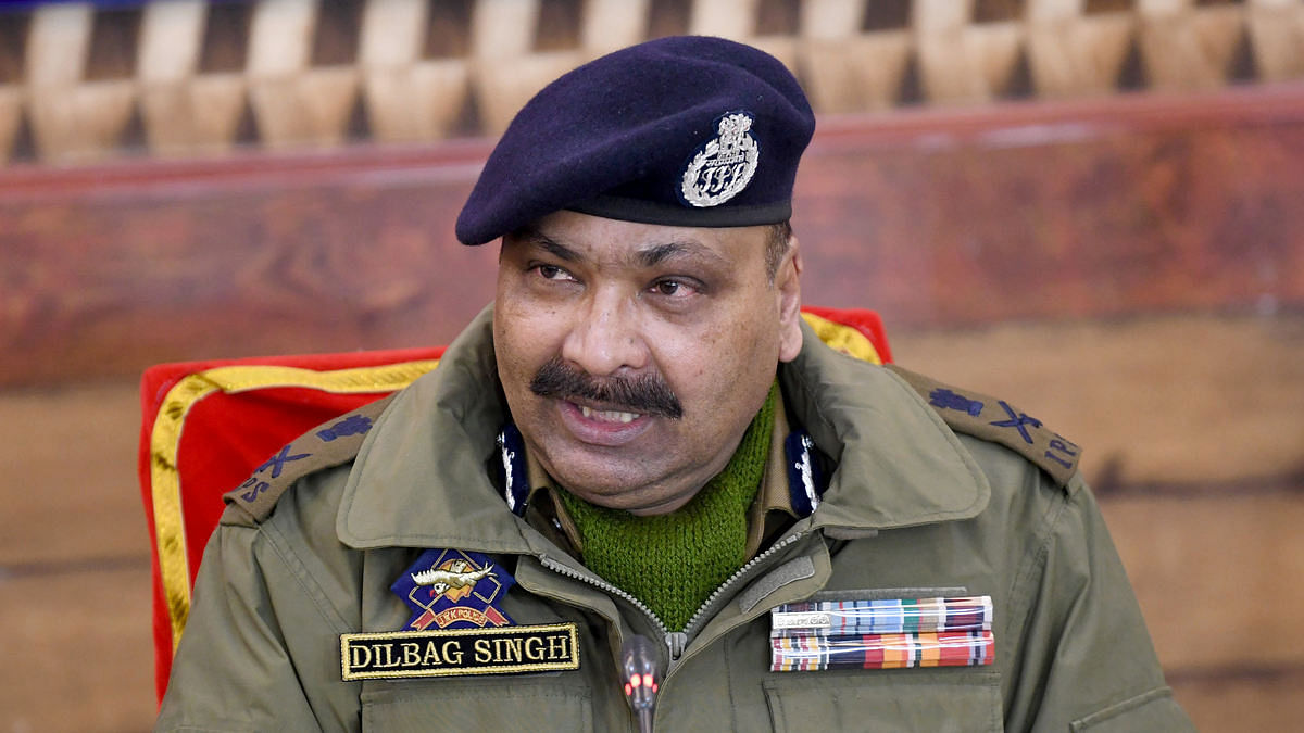 Targeted civilian killings by militants aimed at spreading fear, damaging communal harmony: J-K DGP
