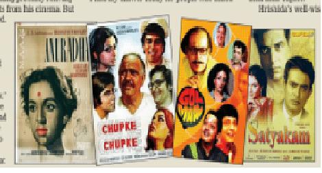 Bollywood Baatein: The unassuming genius of Hrishikesh Mukherjee