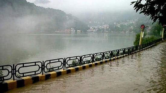 How iconic Naini lake in Nainital got destroyed