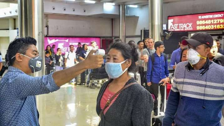 Covid cases rising in Mizoram; campaign launched to create awareness of wearing masks