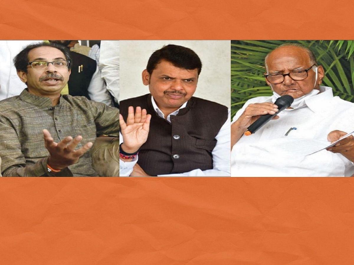 Eye on Maharashtra: No zip on his lip