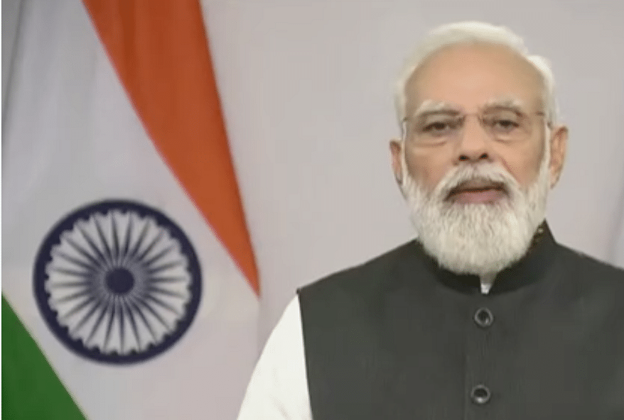 LIVE News Updates: 100 cr vaccination mark is not just a number, It's a new chapter in history, says PM Modi