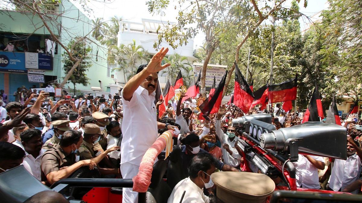 DMK, allies sweep rural local body polls in Tamil Nadu