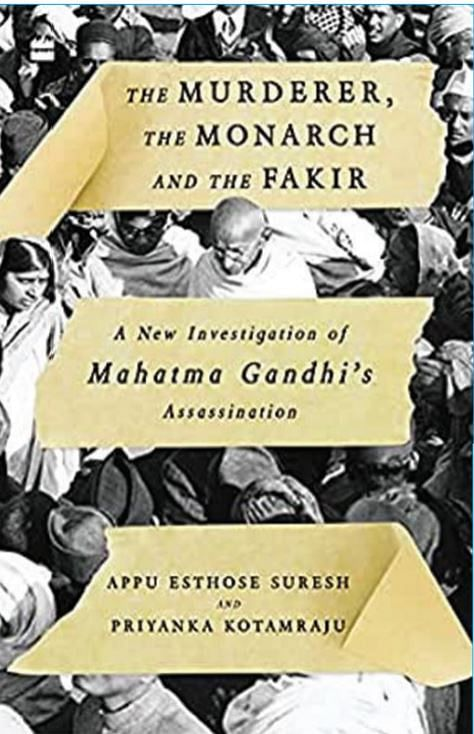 Two books being released today throw fresh light on conspiracy to kill Gandhi