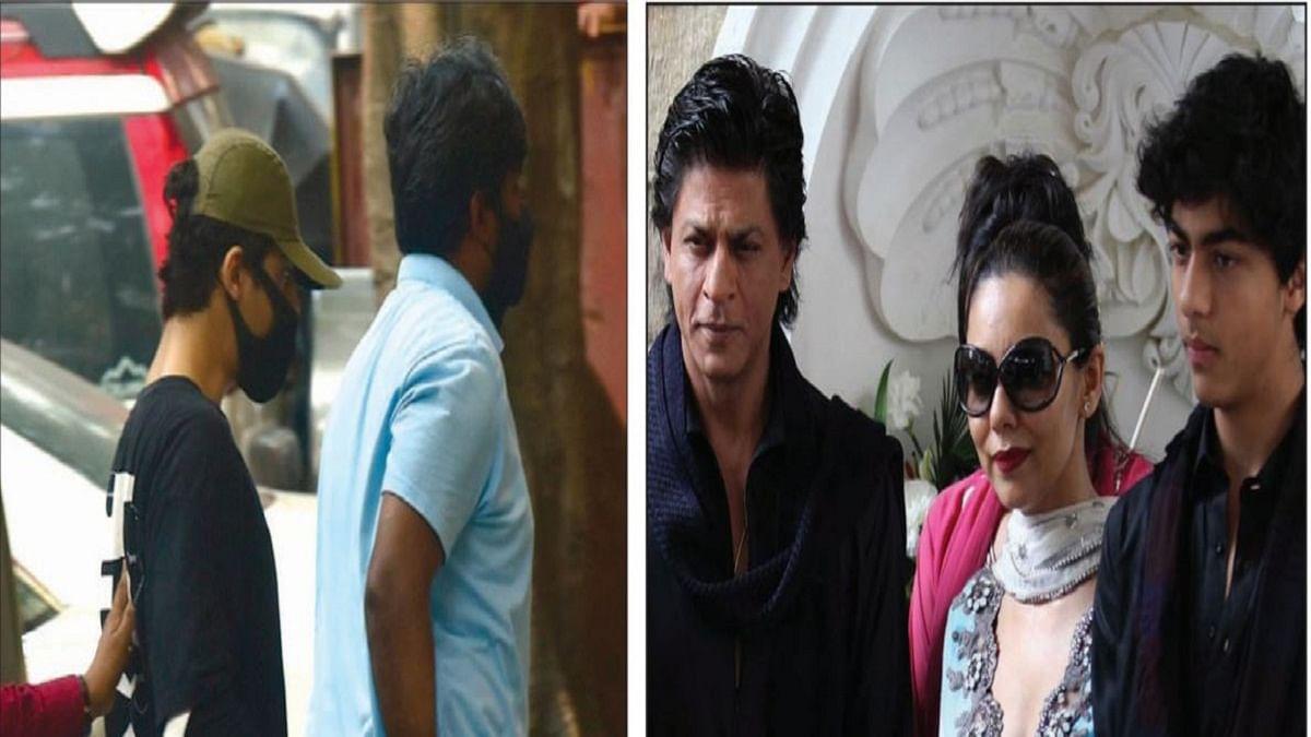 The curious case of Shah Rukh Khan's son
