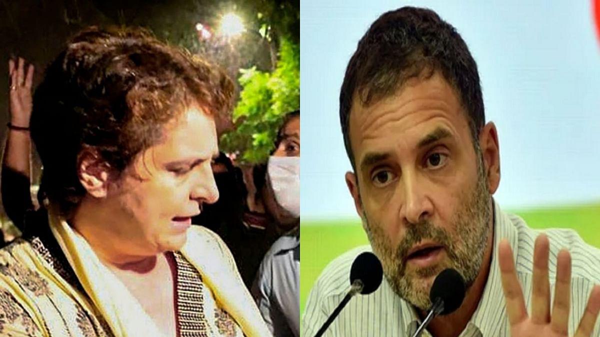 Kill us or arrest us – doesn't matter, says Rahul Gandhi on Priyanka Gandhi's arrest