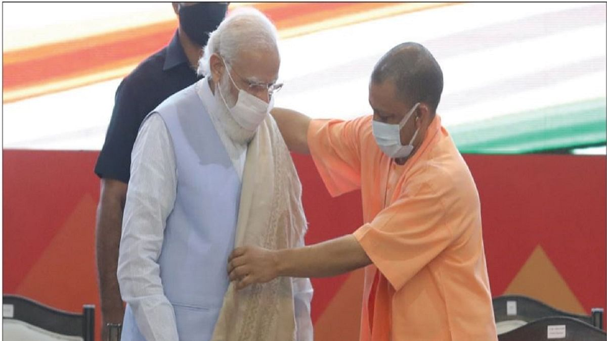 Modi-Yogi rift real or blown up?