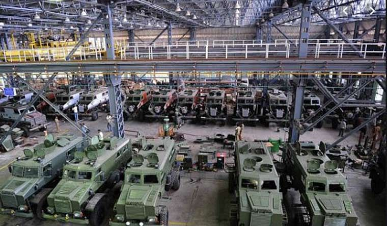 Made to work longer hours, OFB hospitals starved for funds after corporatization: Ordnance factories' workers