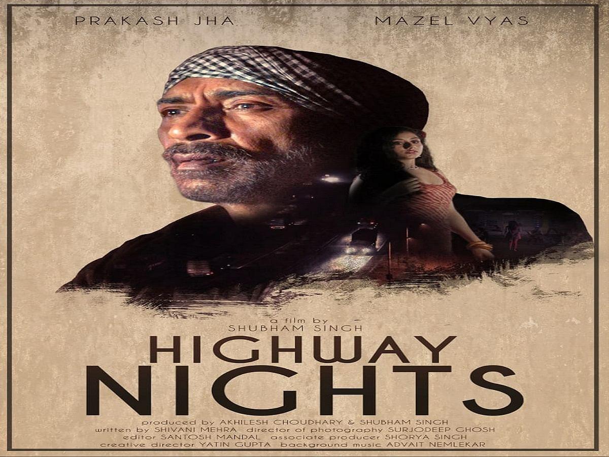 'Highway Nights' starring Prakash Jha wins grand jury prize at Best of India Short Film Festival 2021