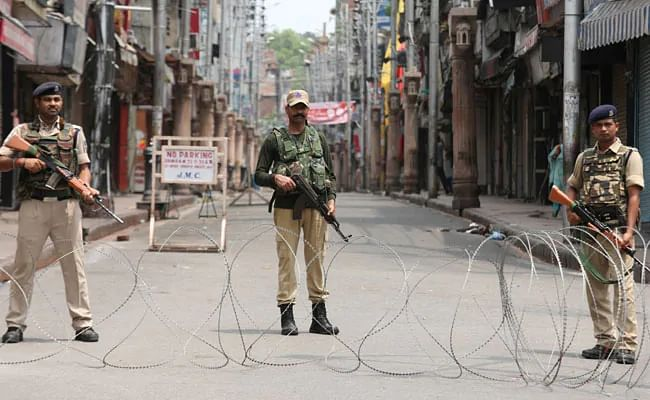 What has changed in Kashmir since Aug 5, 2019?