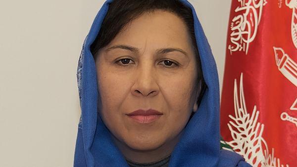 Dr Shinkai Karokhail, Former Afghan MP