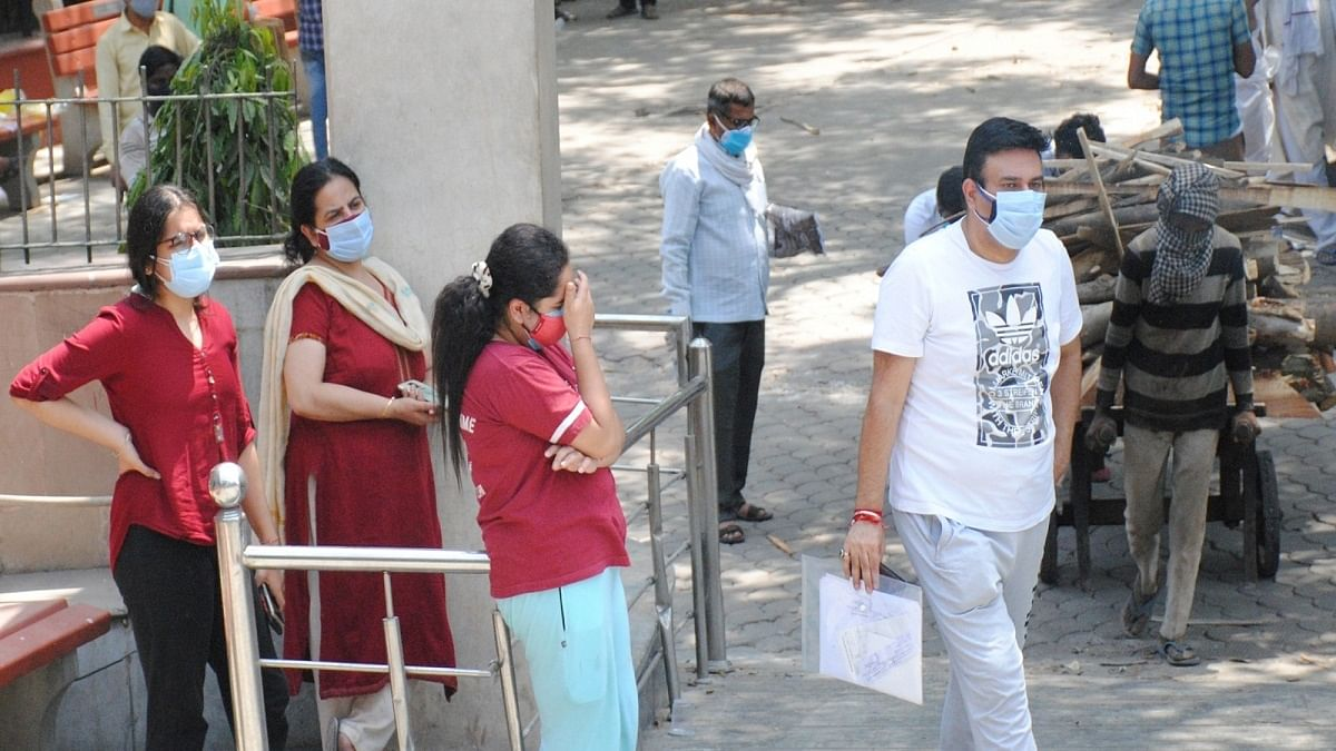 Second Covid wave in Delhi shows reaching herd immunity difficult with Delta: Study