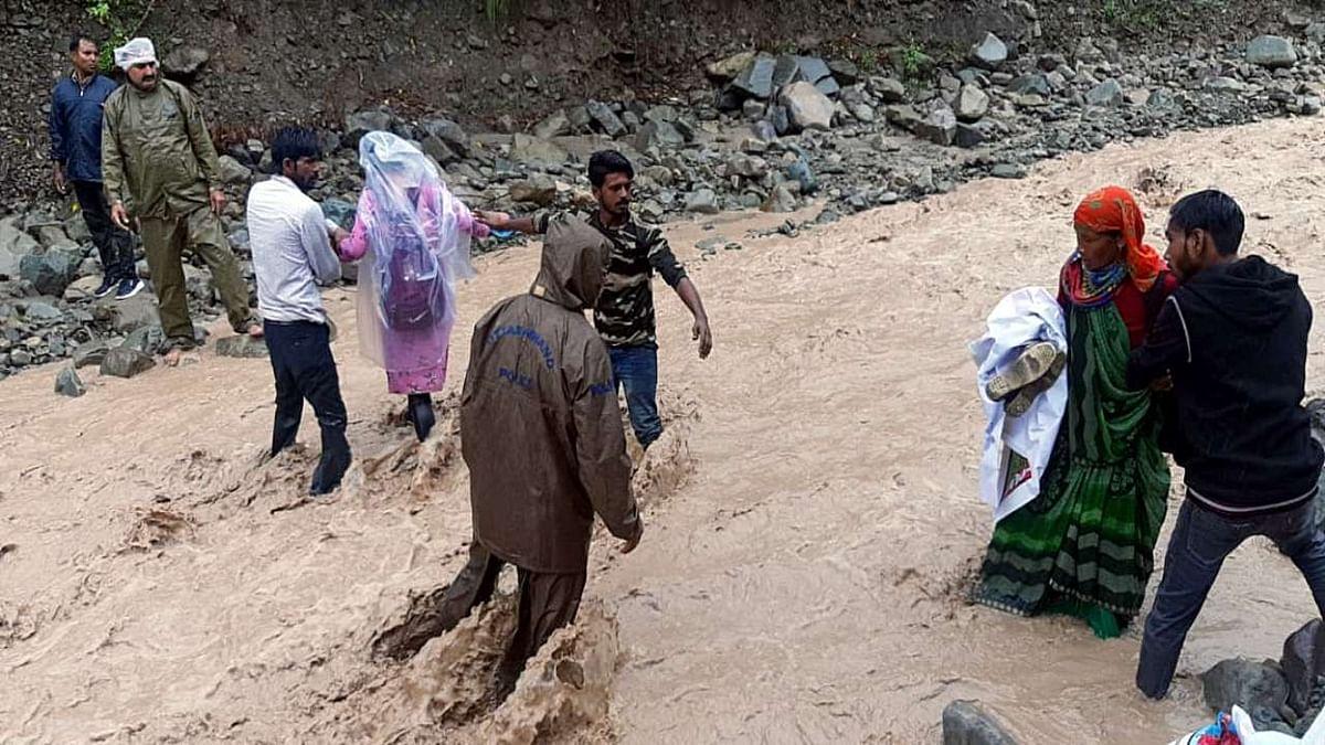 Uttarakhand: Ranikhet, Almora cut off amid heavy rain, fuel only for emergency