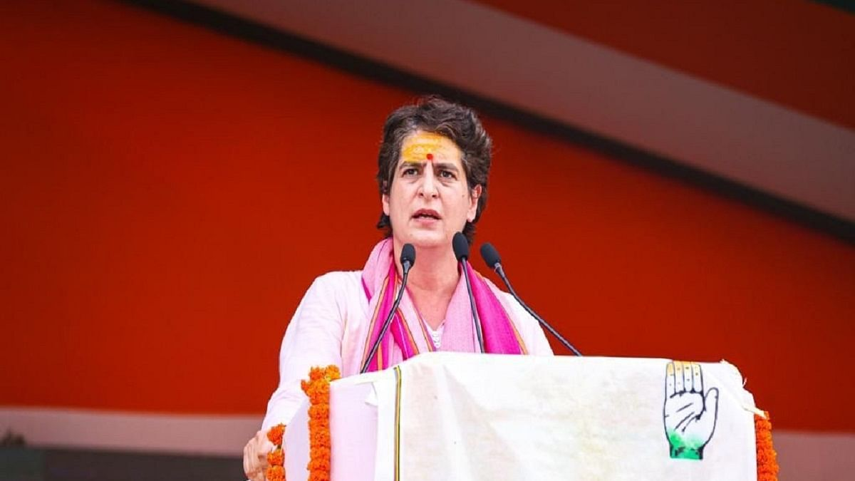 Difficult for middle class to travel even by road: Priyanka Gandhi on rising fuel prices