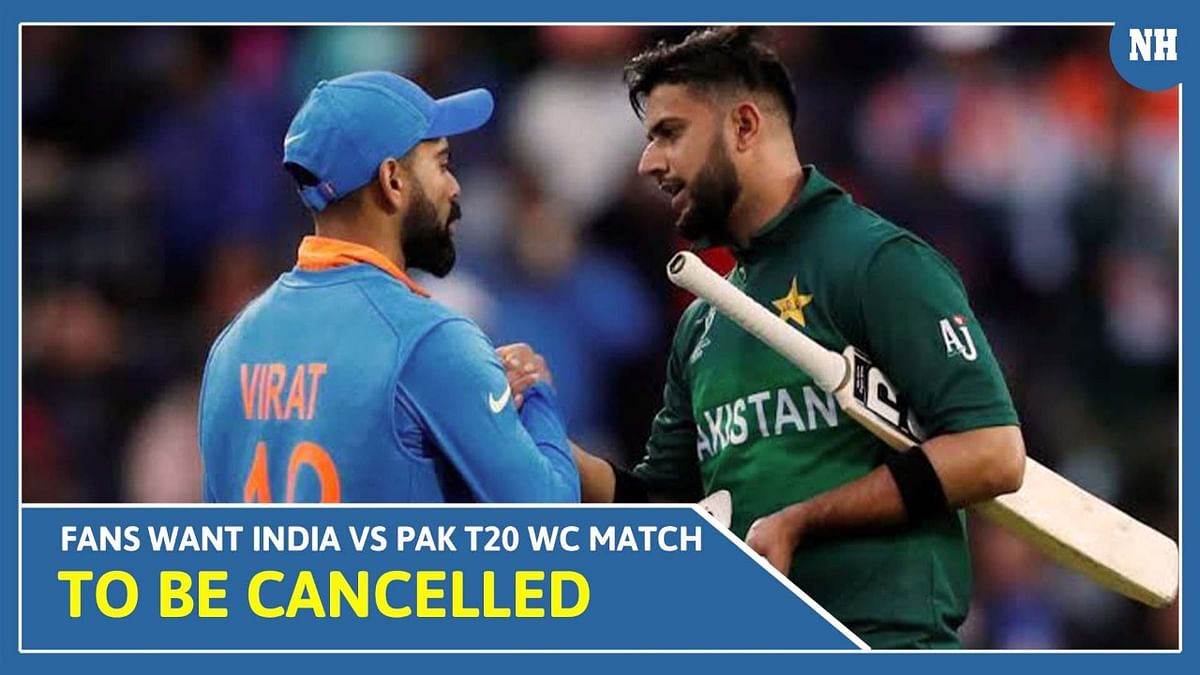 J&K targeted killing: Fans want India vs Pak T20 WC match to be cancelled