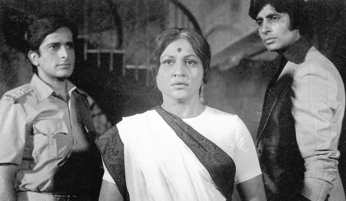 nirupa roy ideal mother in bollywood javed akhtar pays tribute