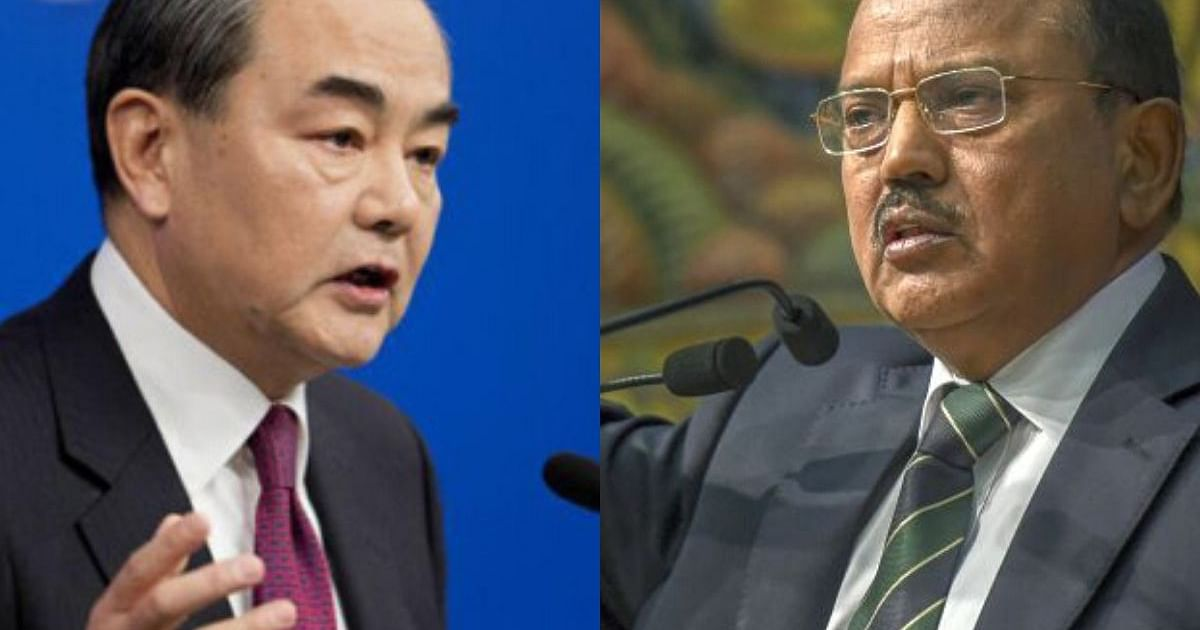 Photo of NSA Doval and Chinese FM Wang agree on expeditious disengagement of troops in eastern Ladakh