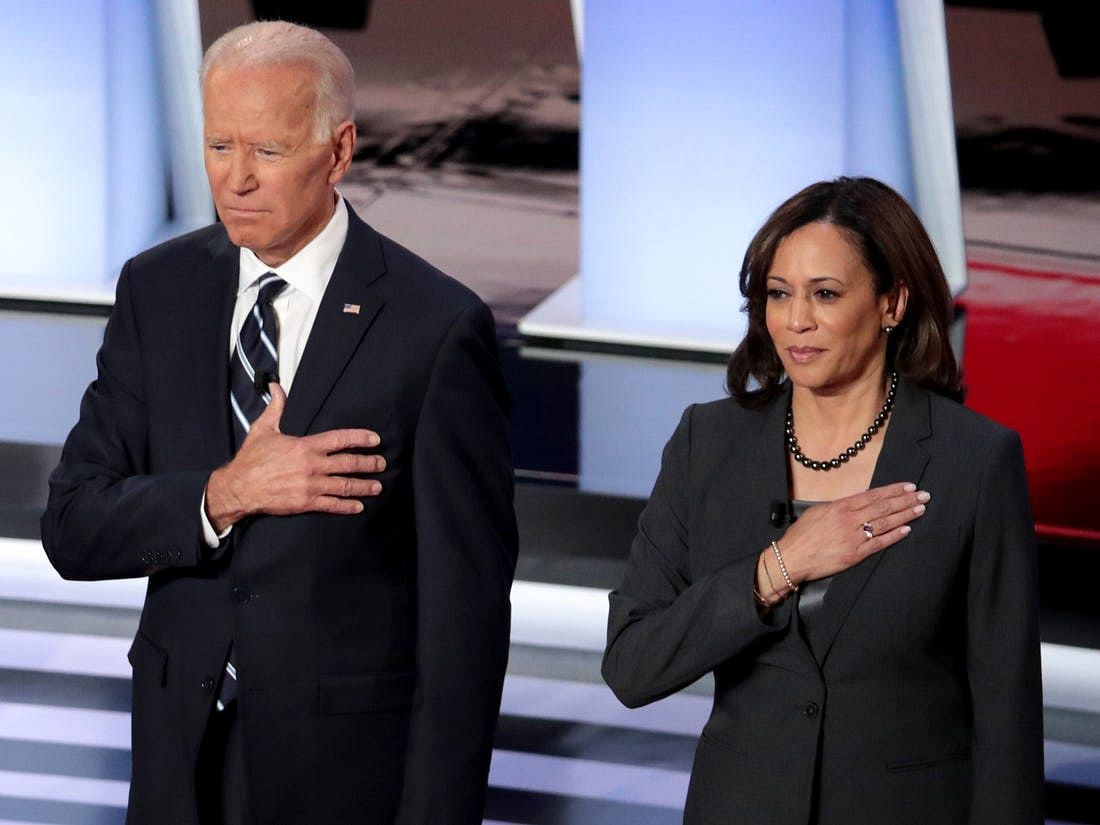 Why Joe Biden Picked Kamala Harris As His Vp Running Mate