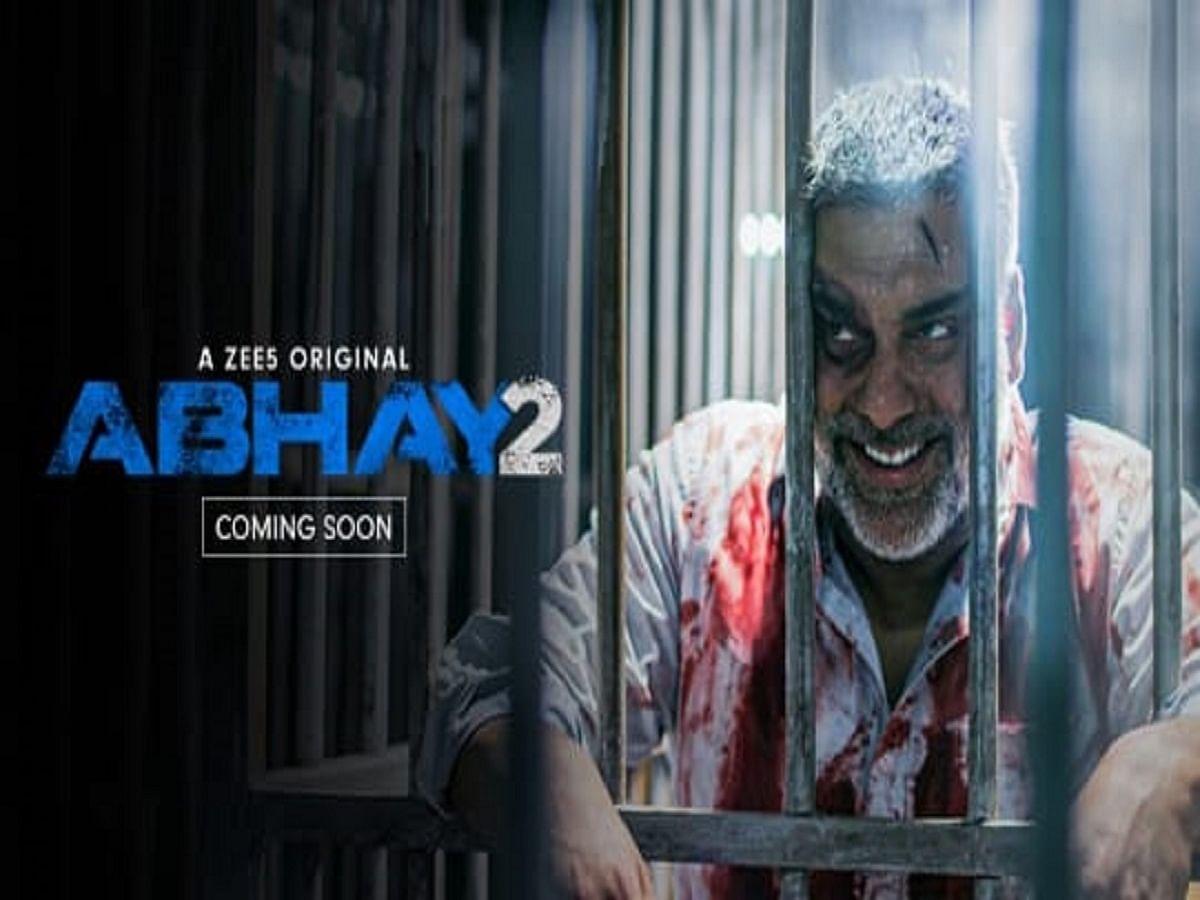 Abhay 2: Upcoming Hindi Web Series September 2020