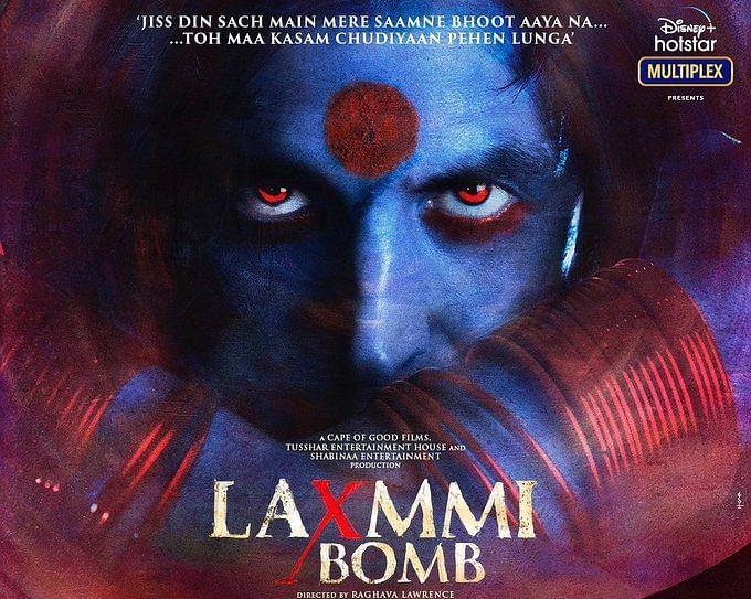 Akshay Kumar's 'Laxmmi Bomb' renamed to 'Laxmii'
