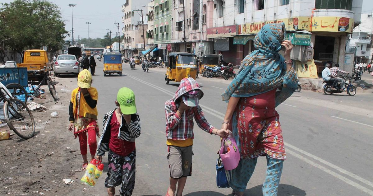www.nationalheraldindia.com: Rising prices, temperature and COVID cases: Gloom looms large
