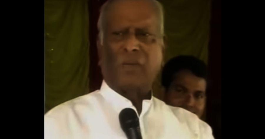 www.nationalheraldindia.com: Senior Congress leader Satyanarayana Rao passes away