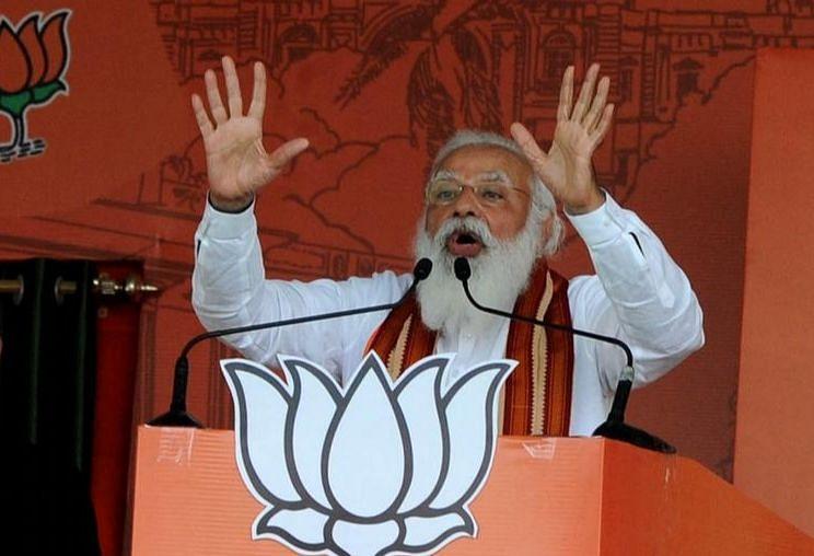 nationalheraldindia.com - Ranjona Banerji - PR and 'high level' meetings not enough to salvage 'Brand Modi' on oxygen
