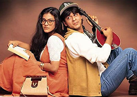 25 years of 'DDLJ': SRK and Kajol changed their names on Twitter