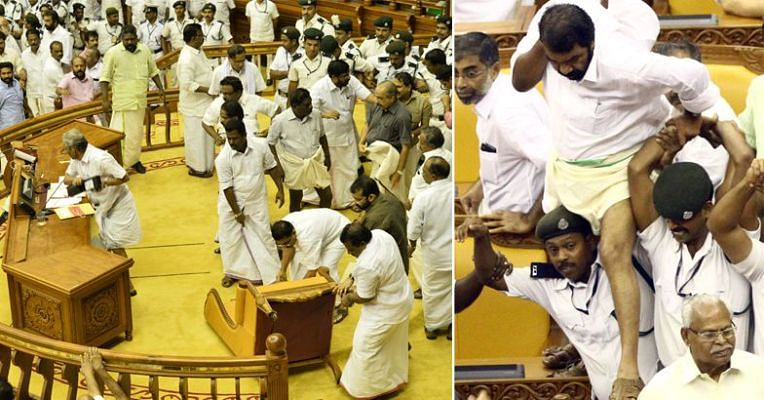 Ministers KT Jaleel and EP Jayarajan to appear before court on Assembly bedlam case