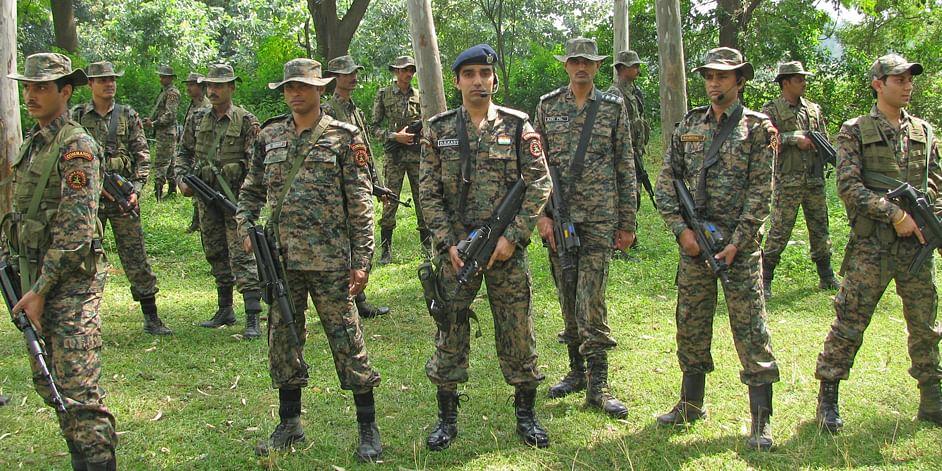 One CRPF soldier dead and 10 injured in Maoist attack at Sukuma district in Chhattisgarh
