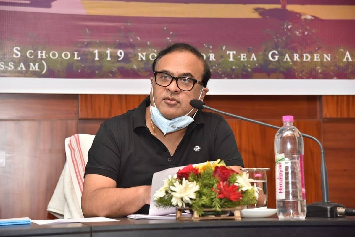 Assam to open elementary classes from January 1 onwards, says Health Minister Himanta Biswa Sarma
