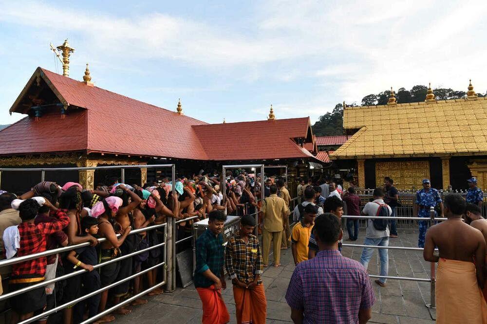 Sabarimala pilgrimage season faces Covid and revenue troubles