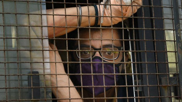 'My life is under threat' claims Arnab Goswami as police transfer him to Taloja Central Jail