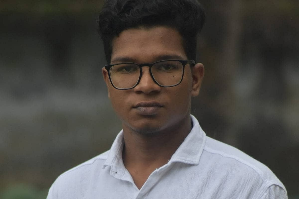 C Vinod becomes first among the Cholanaikkan community to pursue PhD