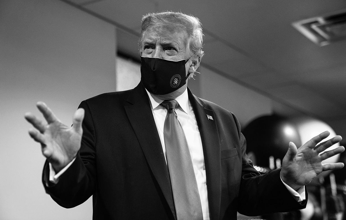 Was the coronavirus an attempt at removing Trump from power? Some theorists believe so
