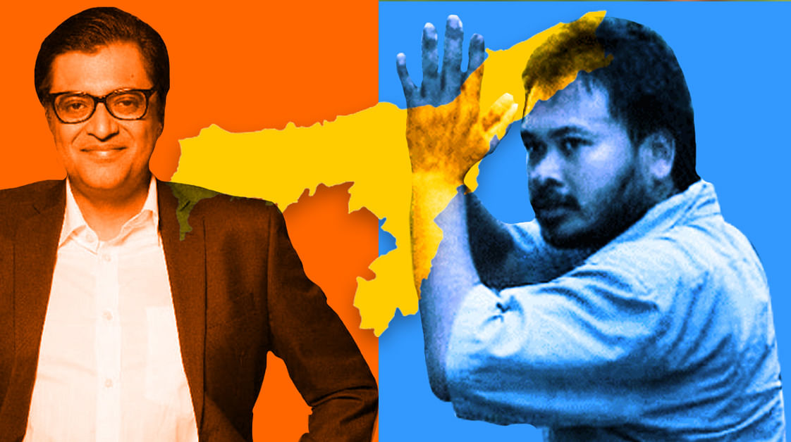 Arnab Goswami and Akhil Gogoi: A tale of two Asomiya with contrasting legal endings