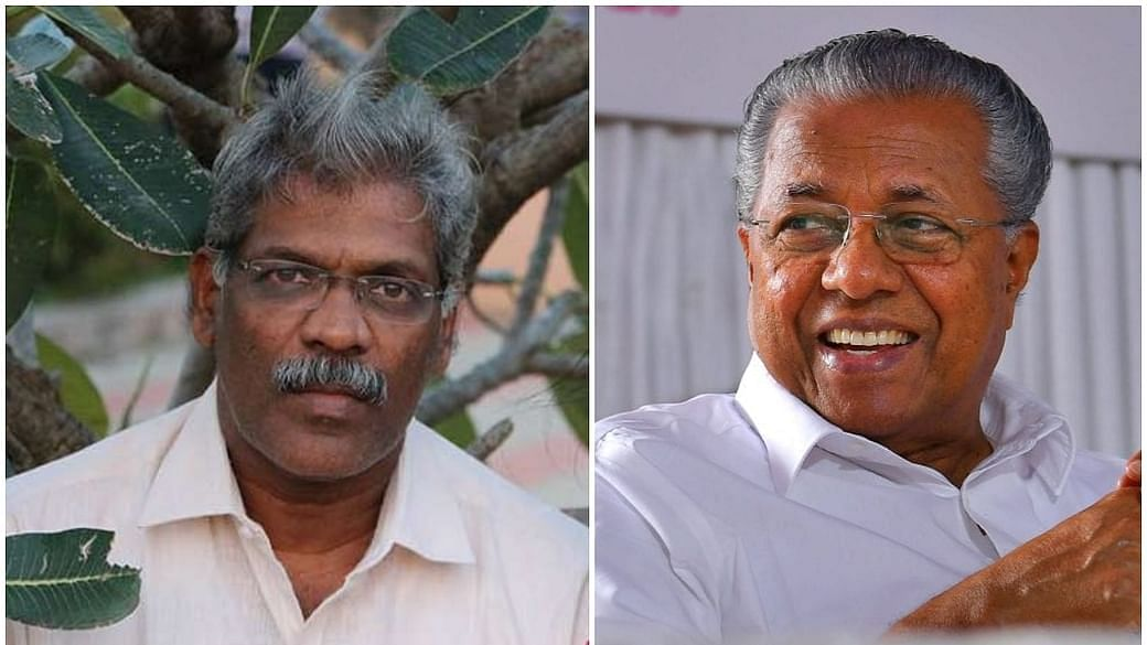 Finally, Pinarayi Vijayan's aide appears before ED in connection with gold smuggling case