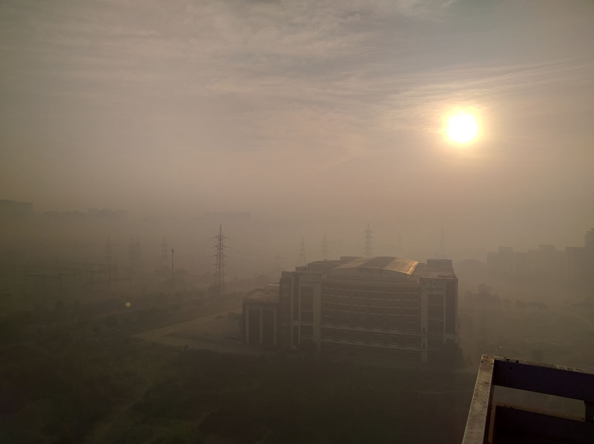 Steady rise in Corona, pollution, and stubble burning: Delhi's public health crises