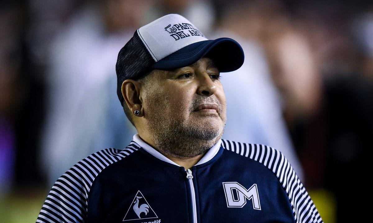 Tributes flow rich for football legend Maradona
