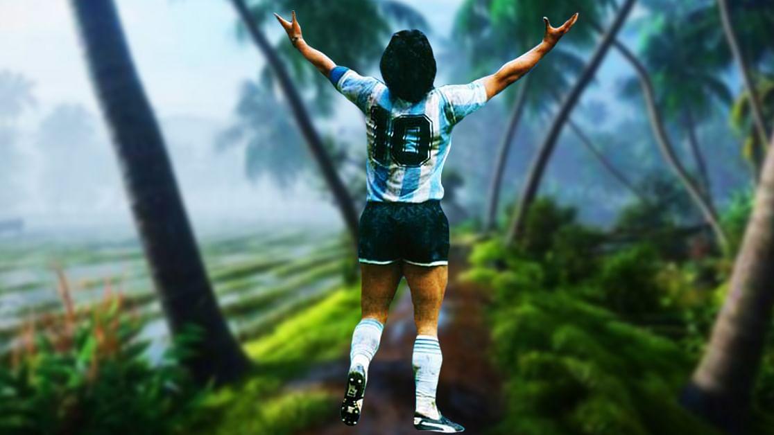 Kerala mourns the death of Argentinian football legend Maradona