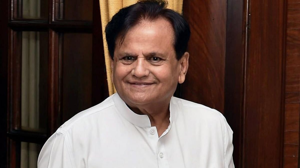 Ahmed Patel's demise leaves a vacuum within Congress' powerful