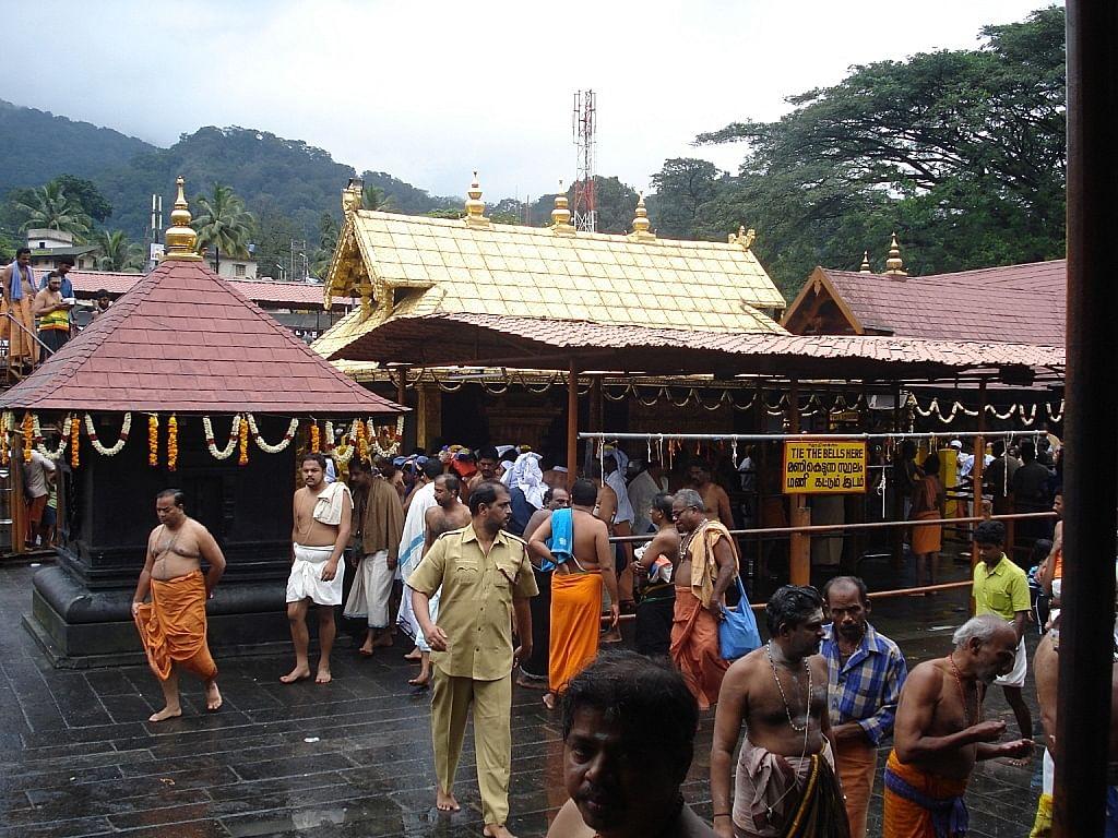 Sabarimala temple opens for Mandala pilgrimage season