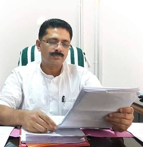 Ramesh Chennithala and Pinarayi Vijayan