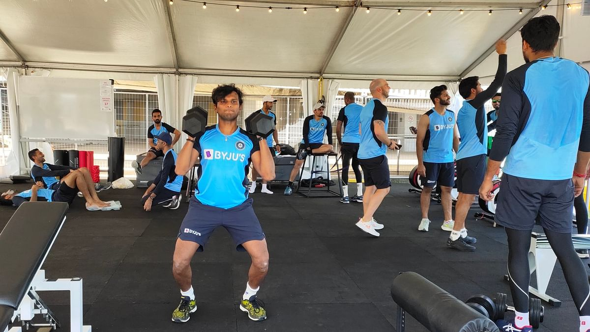 Indian cricketers begin training in Australia after testing negative for Covid-19