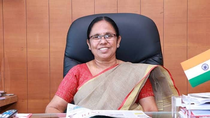 Second Covid-19 wave: Having large crowds at Thrissur Pooram could be dangerous, warns KK Shailaja
