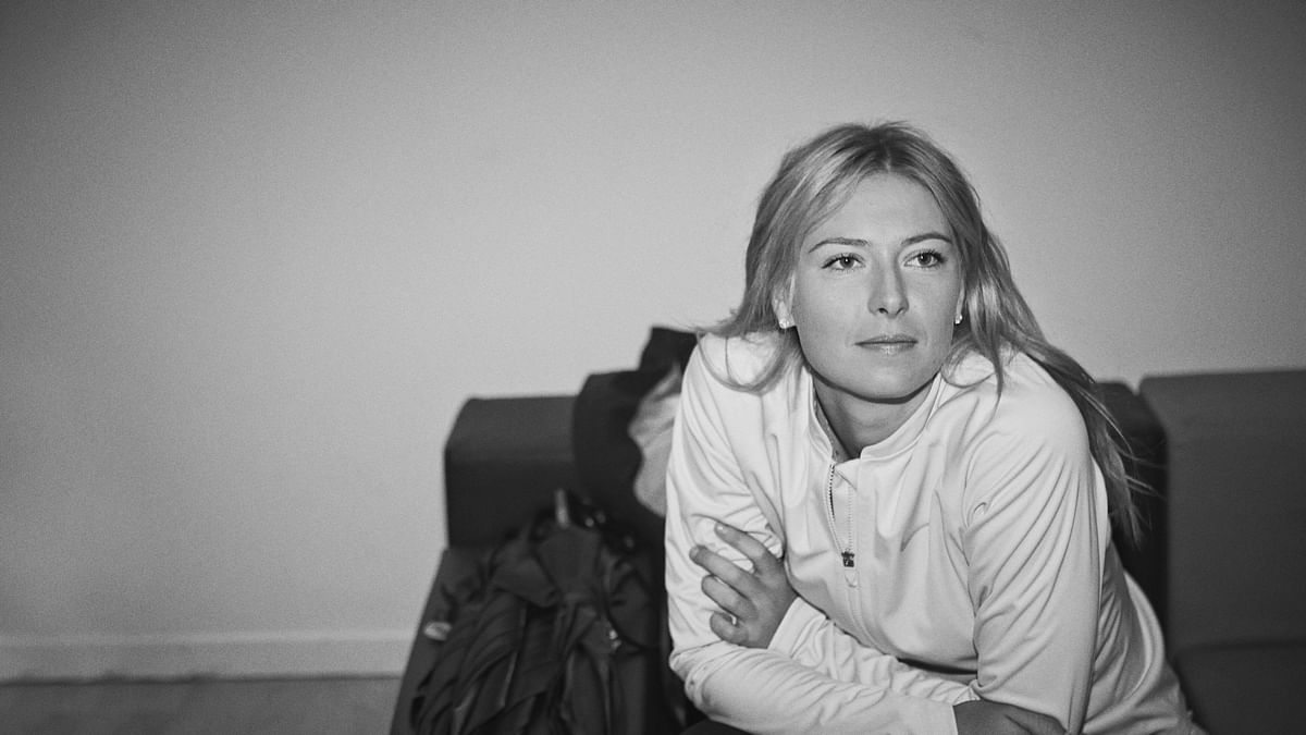 Our little secret: Maria Sharapova on engagement to businessman Alexander Gilkes
