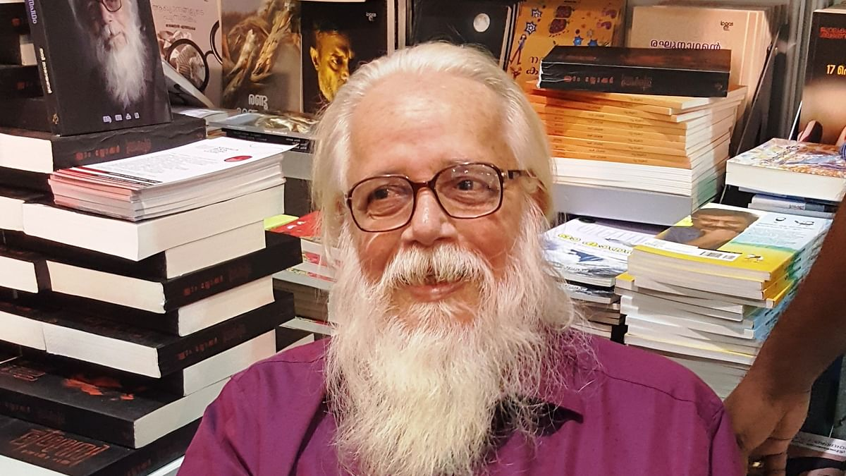 Jain Commission starts probe, collects statements from former ISRO scientist Nambi Narayanan