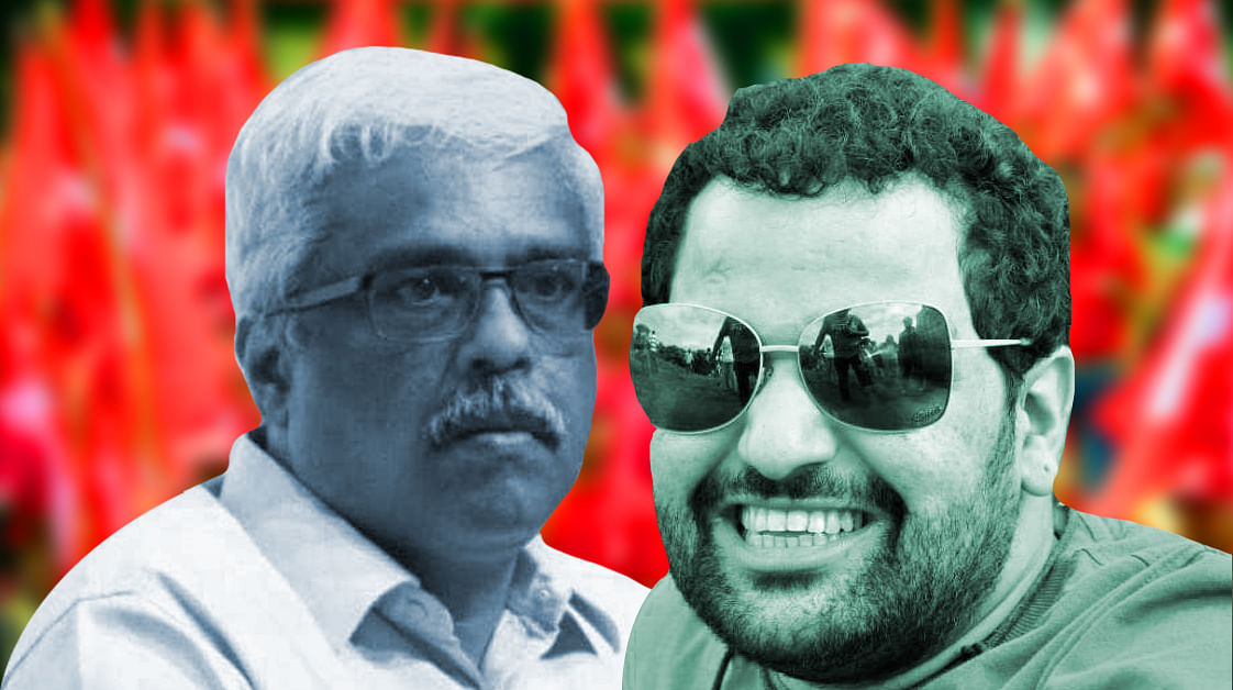 The fall of Sivasankar and Bineesh Kodiyeri: The duo completes 40 days in jail for respective cases
