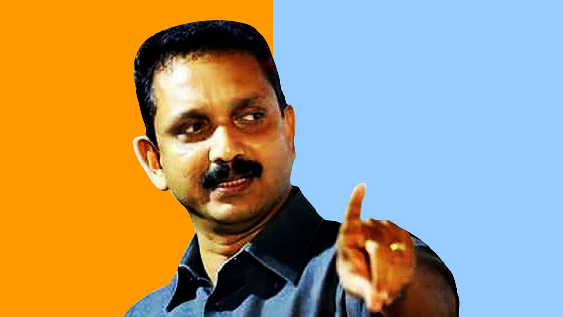 Speaker P Ramakrishnan directly involved in Gold Smuggling, alleges BJP Kerala President K Surendran