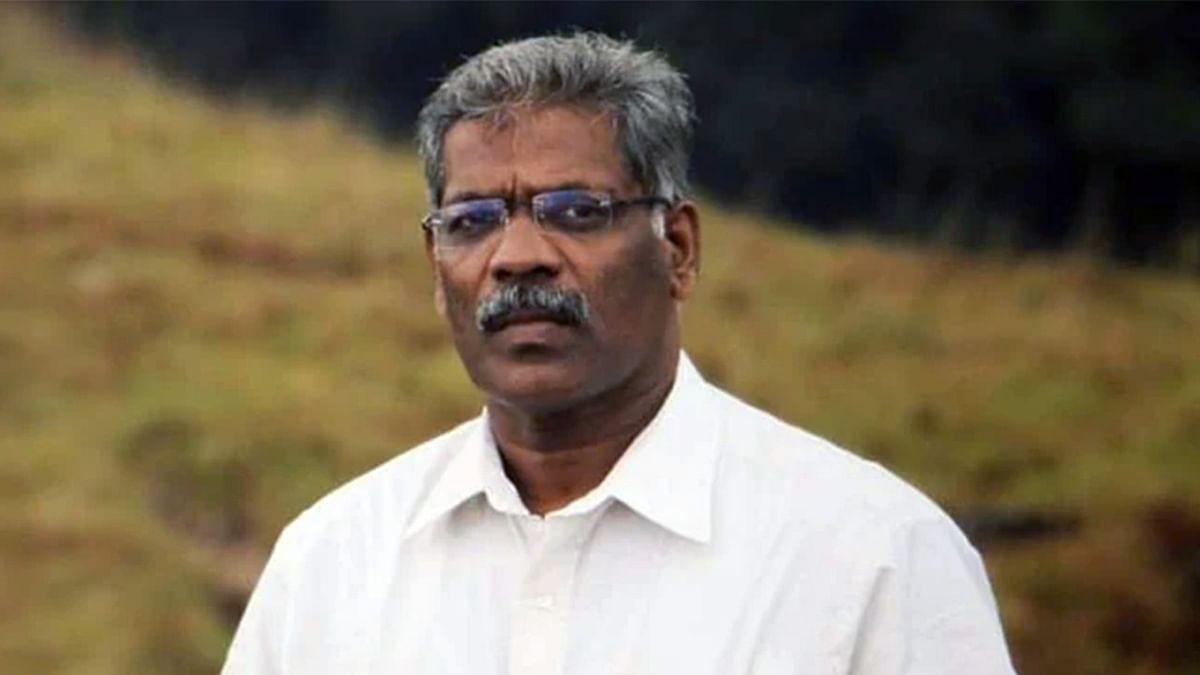 Speaker P Sriramakrishnan